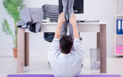 Lever les freins de la pratique du sport en entreprise