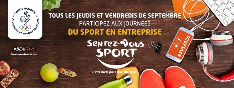Sentez-vous sport 2020 entreprises